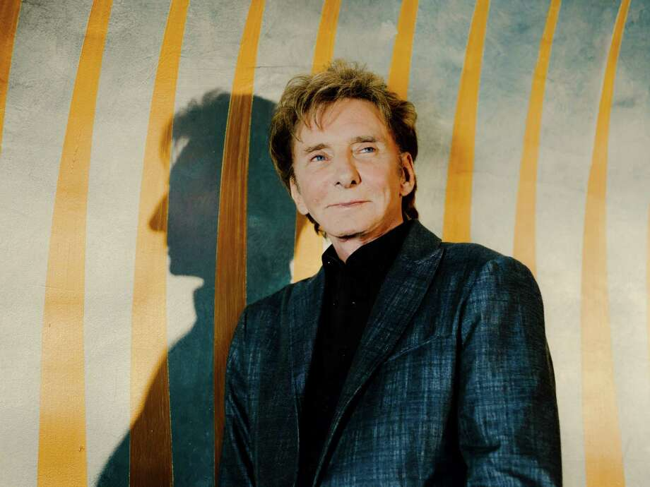 """Barry Manilow in New York, July 25, 2019. Manilow just wanted to write the songs when he started, but the 76-year-old is still singing them, this time on broadway in """"Manilow Broadway,"""" his fifth Broadway run since 1977. (Heather Sten/The New York Times) Photo: HEATHER STEN / NYTNS"""