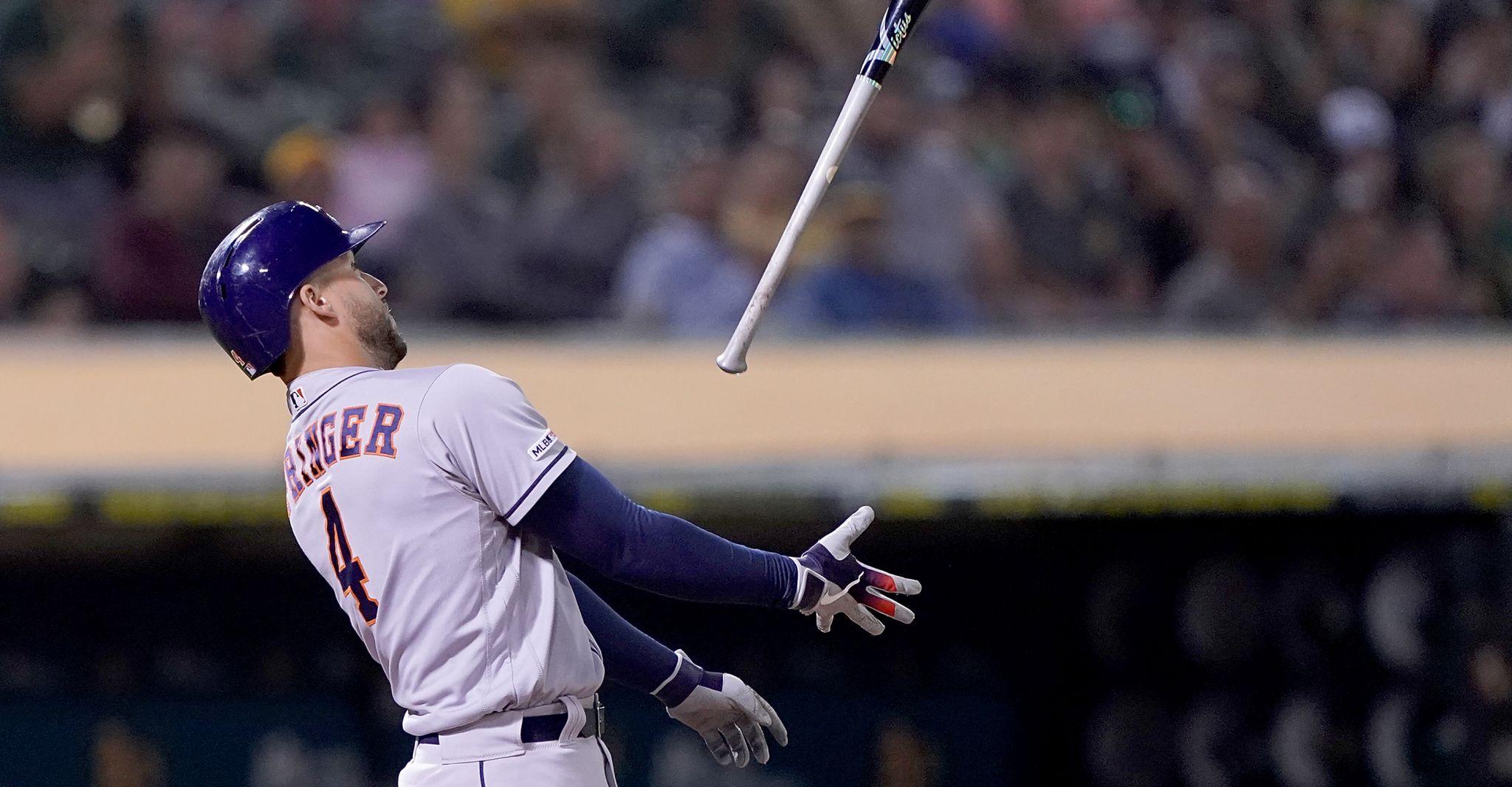 Astros insider: Offense spoils bullpen's performance
