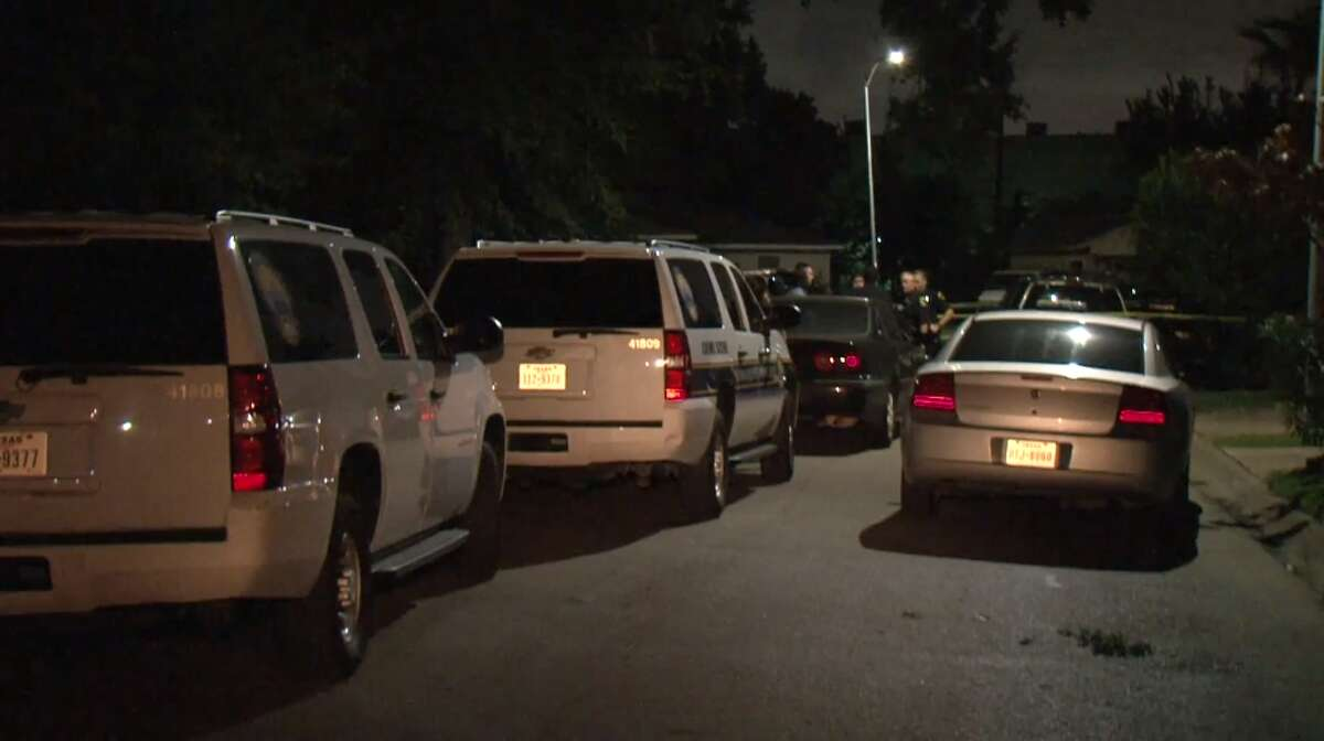 At least four people were shot early Saturday morning at a house party in east Houston, police said.