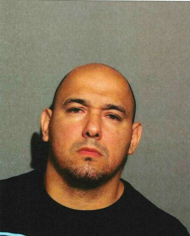 Police charged New Canaan resident Jorge Sosa, 39, with one count of third-degree assault and one count of disorderly conduct on August 16, 2019. Photo: Contributed Photo / New Canaan Police Department