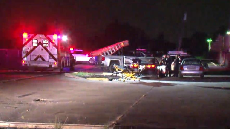 Man found fatally shot in car in north Houston