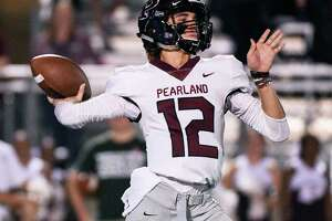 Pearland quarterback J.D. Head should be one of the premier quarterbacks in the Greater Houston area this fall.