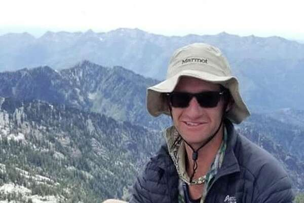 Daniel Komins, a hiker who went missing in Northern California's Trinity Alps.