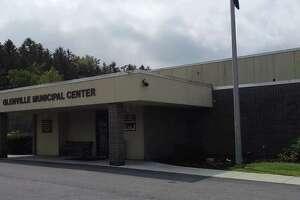 Glenville Municipal Center, located on Glen Ridge Road, as seen Aug. 17, 2019
