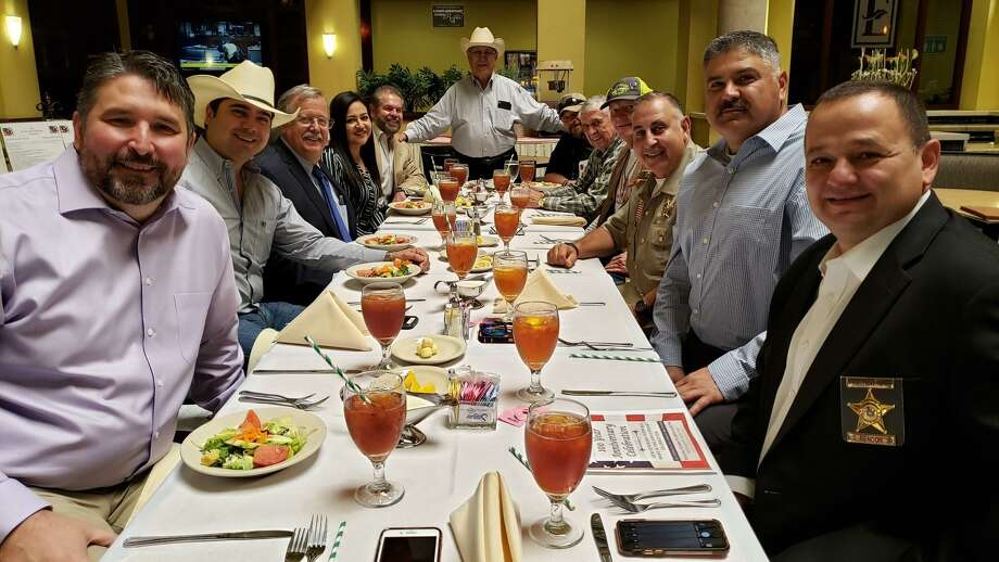 The Power of Partnership Program met Thursday to talk about possible candidates to honor at their next meeting. Since 2011, officials have recognized people go above and beyond for their community. Photo: César G. Rodriguez /Laredo Morning Times