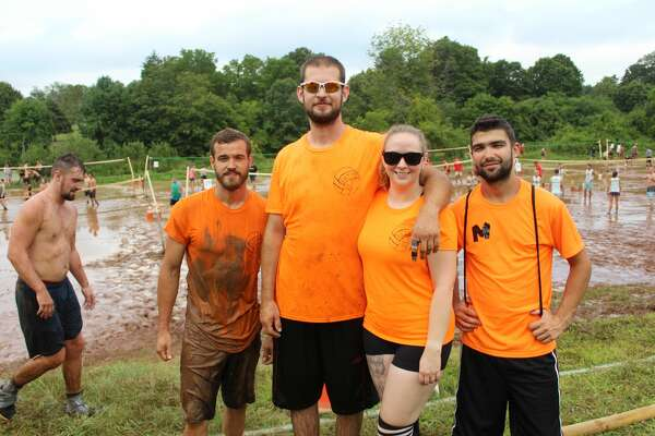 The Epilepsy Foundation of Connecticut's annual mud volleyball tournament was held August 17, 2019 in Middletown. This year, more than 150 teams of volleyball players got down and dirty to play in the 33rd annual event. Were you SEEN?