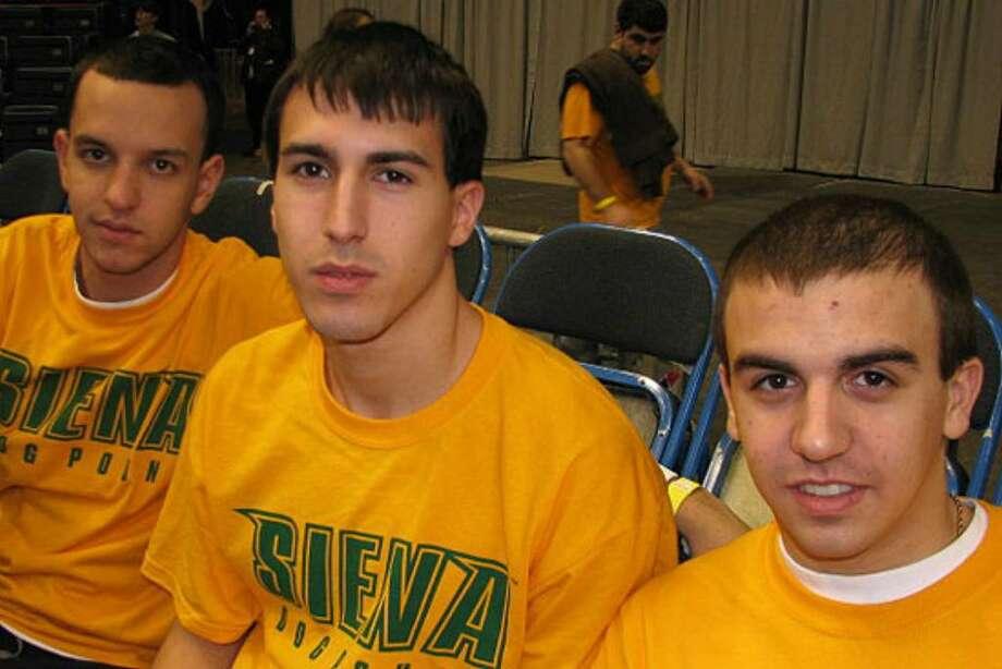 Were you seen at 2008 Dec. 9 Siena vs. Marist? Photo: Kristi L. Gustafson