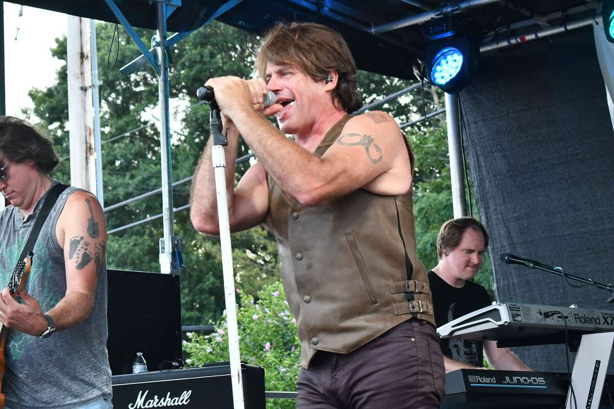Extreme performing at the 45th annual Milford Oyster Festival in 2019. 2019 Headliner: Extreme