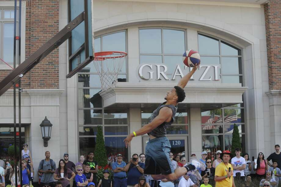 Scenes from Saturday's Gus Macker in downtown Midland. Photo: Fred Kelly/fred.kelly@mdn.net