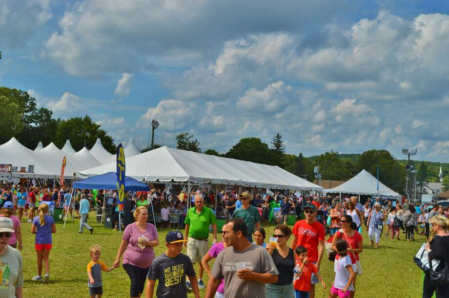 The 68th annual Bridgewater Country Fair took place Aug. 16-18, 2019. The event, which annually draws over 30,000 patrons from throughout the region, is sponsored by the Bridgewater Volunteer Fire Department. Festival goers enjoyed music, family-friendly activities, a parade and traditional fair food. Were you SEEN? Photo: Todd Tracy / Hearst Media Group