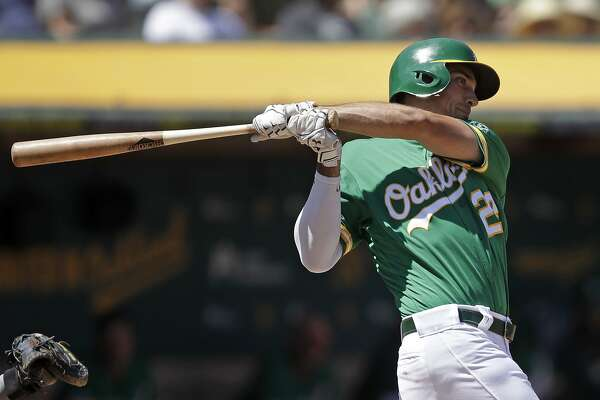Singular win for A's, their third in a row over Astros