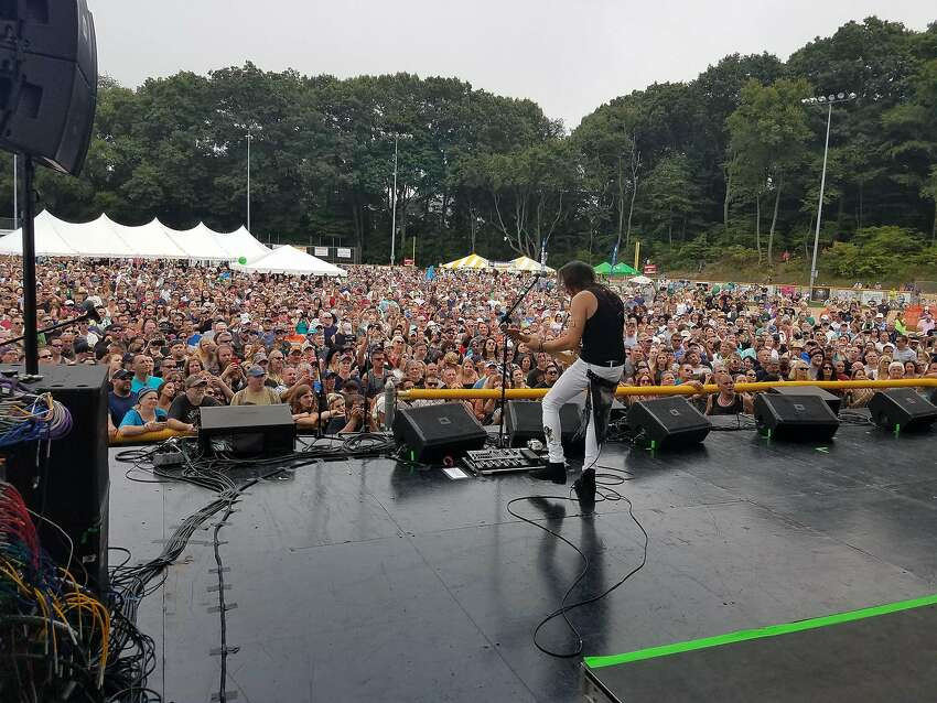 Milford Oyster Festival The Milford Oyster Festival, with headliners that have included Blues Traveler, Blue ?-yster Cult and Kansas, has canceled the August event.
