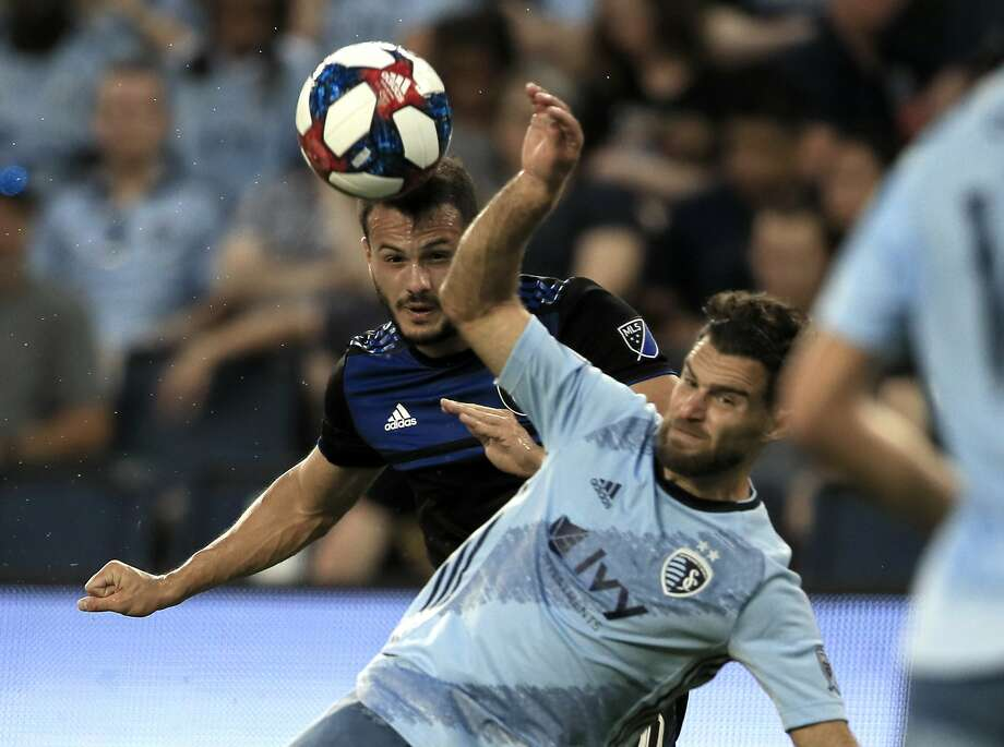 Letdown in second half spells loss for San Jose Earthquakes