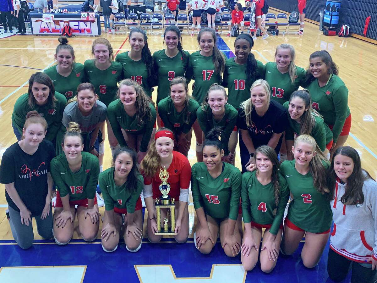 The Woodlands took second place at the Allen Texas Open tournament on Saturday.