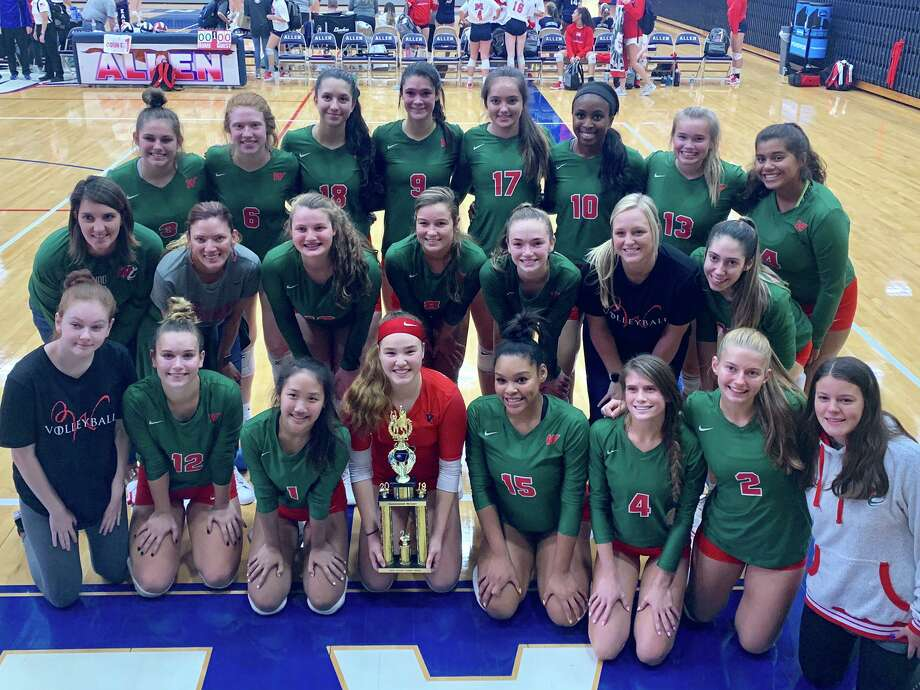 The Woodlands took second place at the Allen Texas Open tournament on Saturday. Photo: Submitted Photo