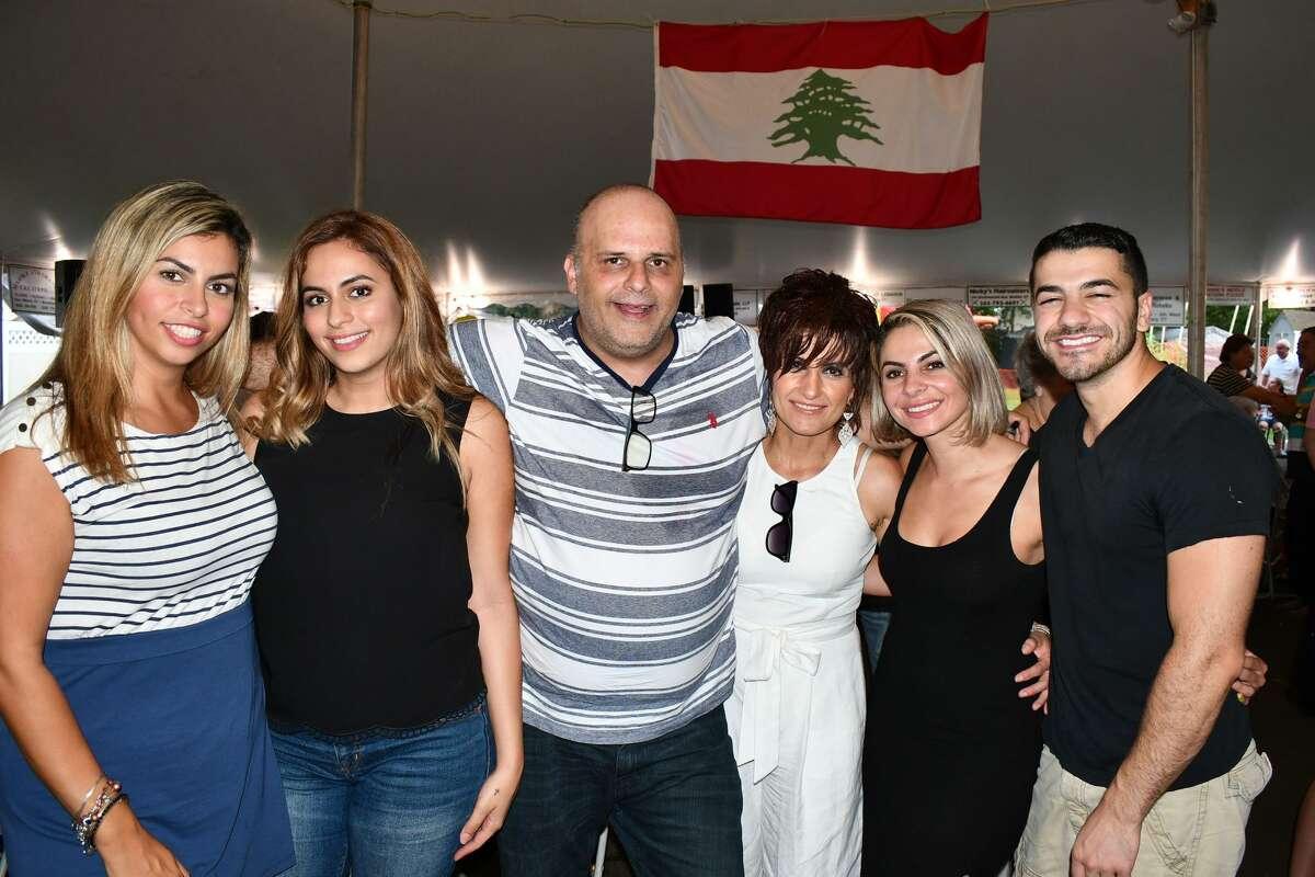 St. Anthony's annual Lebanese Heritage Festival