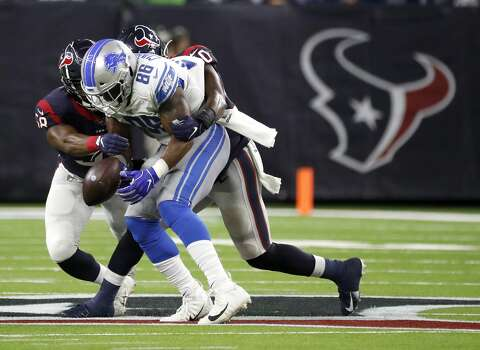 best loved 5c894 ccd1c Texans special-teams ace Buddy Howell excels in rare rushing ...