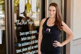 Jessica Fuller owns The Hot Yoga Spot,BARE and CrossFit for the People.
