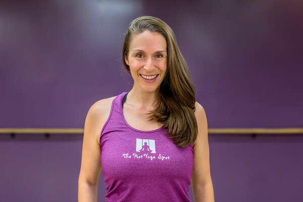 Jessica Fuller owns The Hot Yoga Spot, BARE and CrossFit for the People.