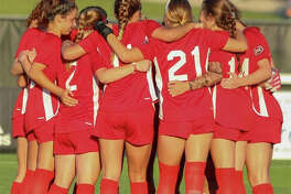 The SIUE women's soccer team closed their exhbition schedule at 1-2 on Saturday after beating UIPUI 4-0 at Korte Stadium in Edwardsville.