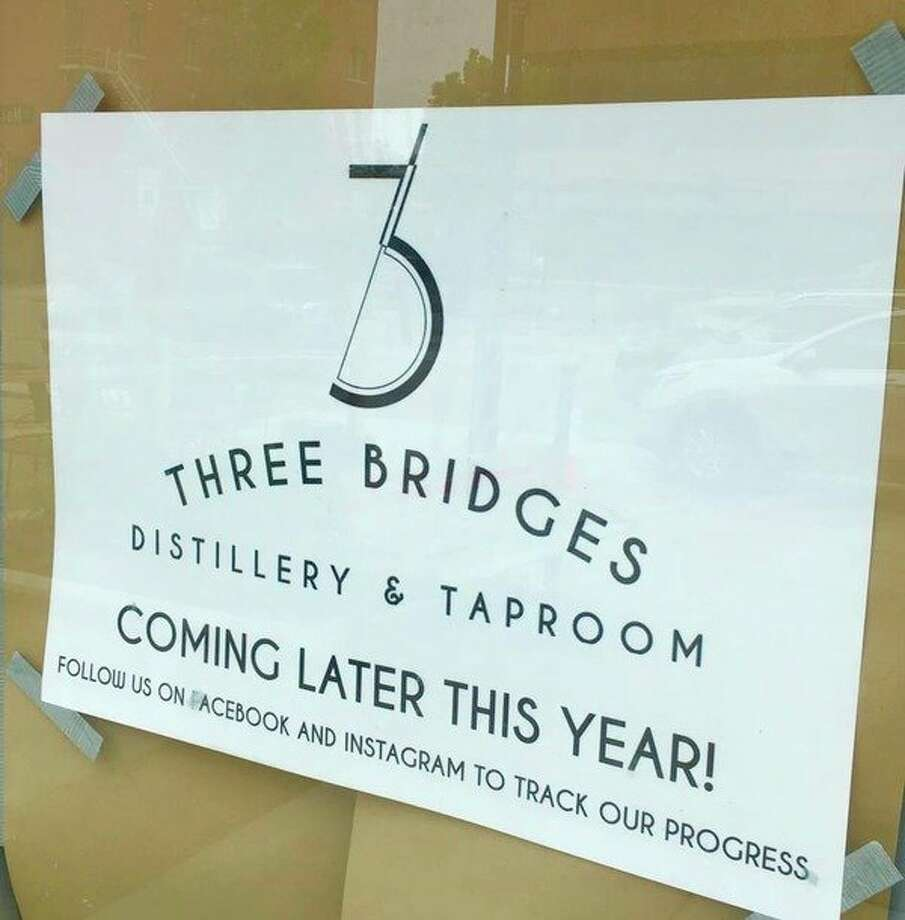 Three Bridges Distillery and Tap Room is located in downtown Midland, 240 E. Main St. (Facebook photo)