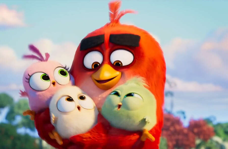 Still from 'Angry Birds 2.' (Sony/TNS) Photo: Sony / IMDb