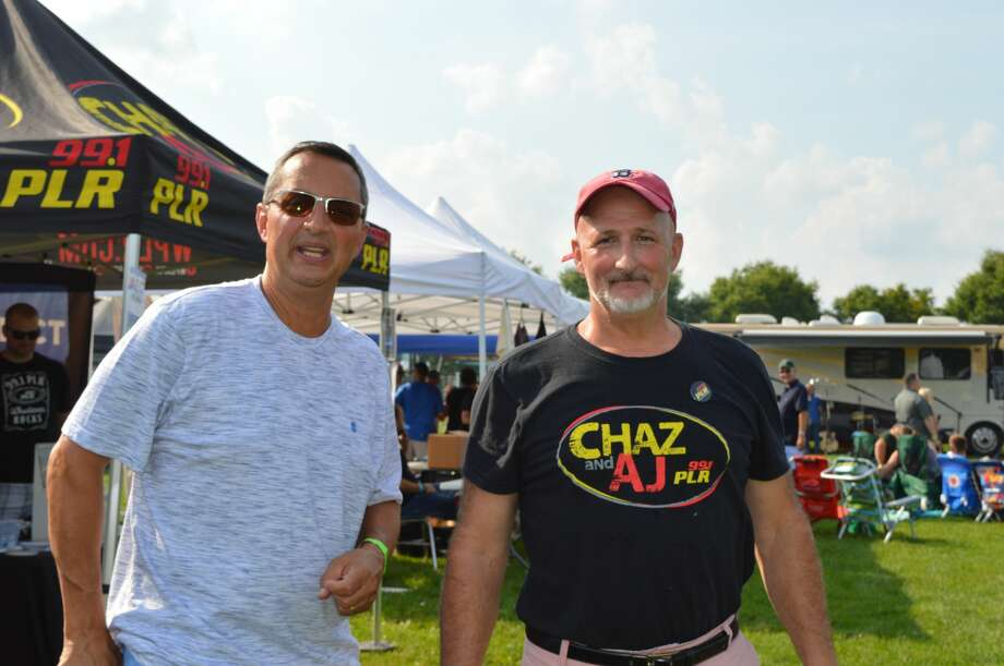 SummerFest CT took place on August 18, 2019 at Veterans Memorial Park in Shelton. The event featured music by John Cafferty and the Beaver Brown Band, Hey Nineteen, and Rico Monaco Band with Tito Puente Jr. Festival goers also enjoyed local food trucks. Were you SEEN? Photo: Todd Tracy / Hearst Media