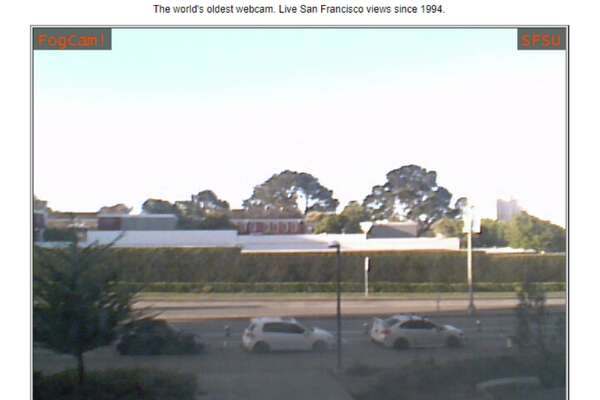 """The world's oldest continually operating webcam is based in San Francisco. After 25 years running, co-creator Jeff Schwartz says FogCam is """"shutting down forever."""""""