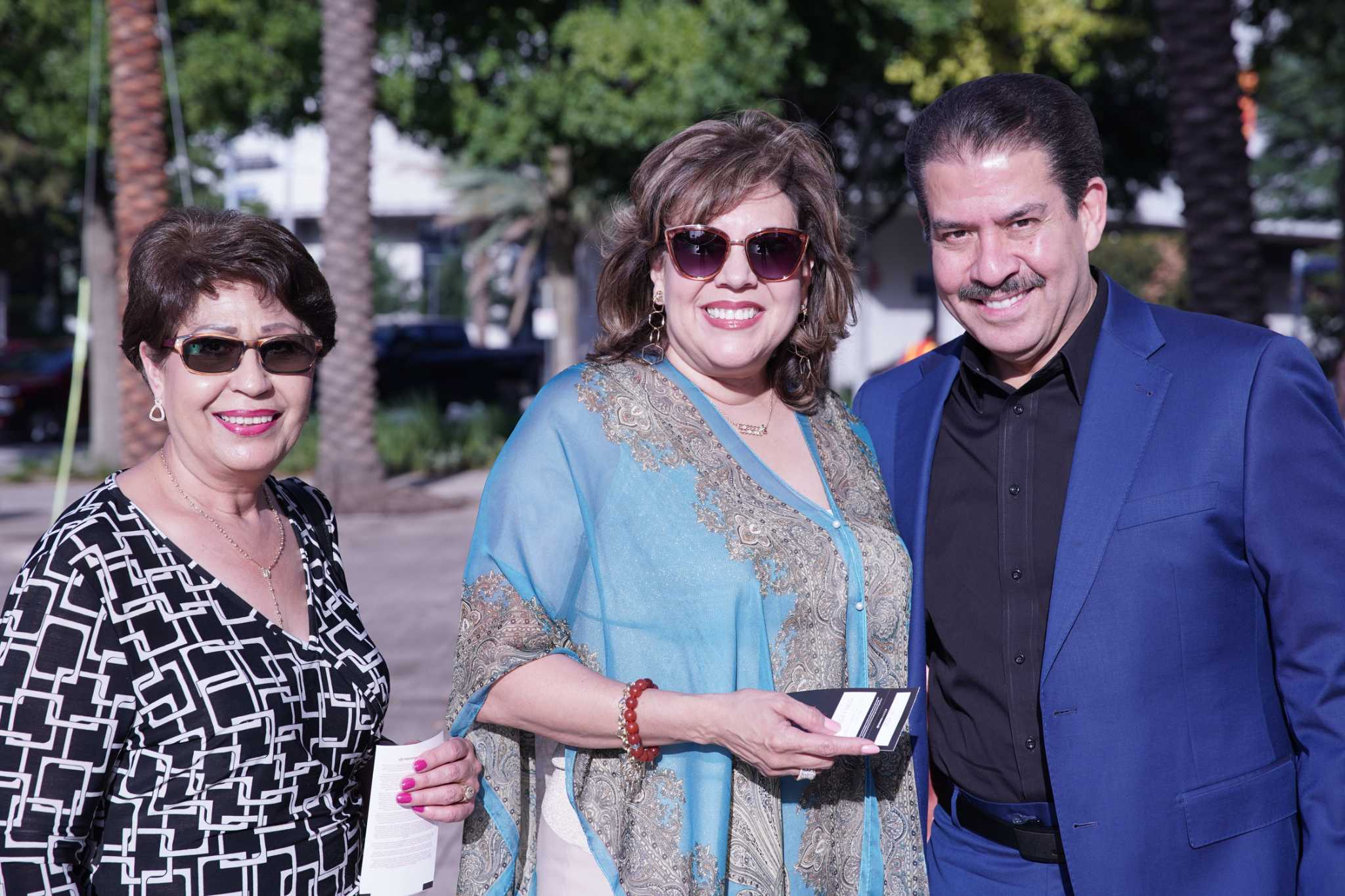 Pepe Aguilar's Jaripeo Sin Fronteras is a family affair in Houston