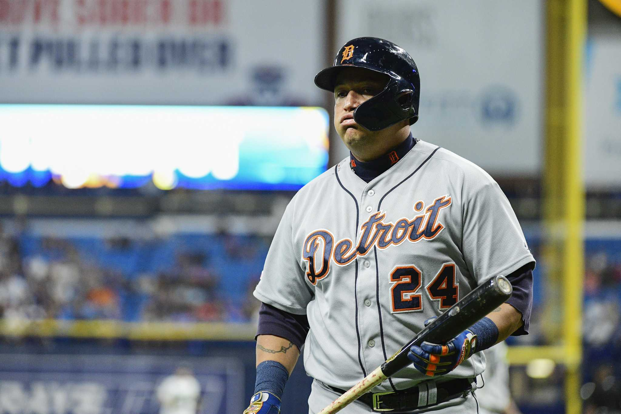 On deck: Detroit Tigers at Astros