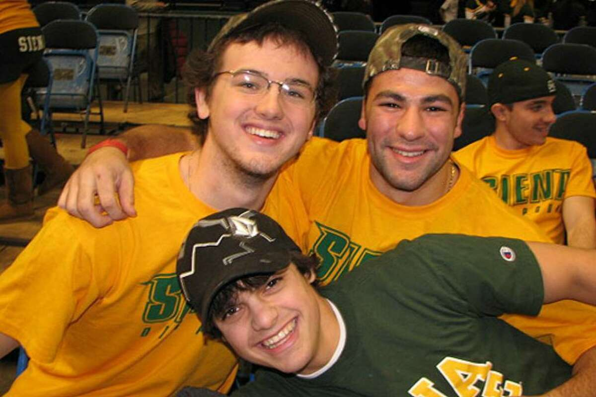 Were you seen at 2008 Dec. 6 Siena vs. UAlbany?