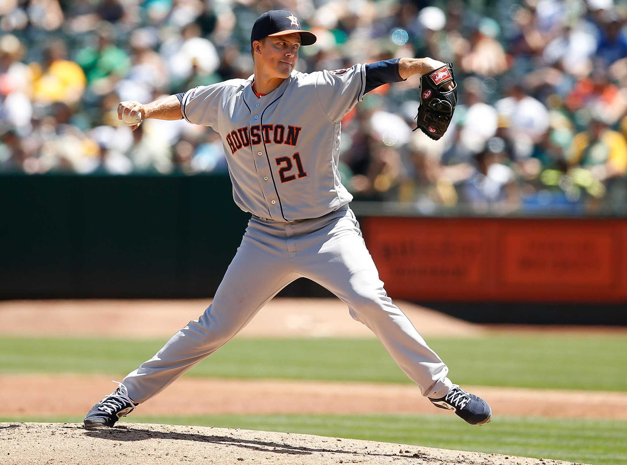 Zack Greinke's 200th win is a tonic for Astros