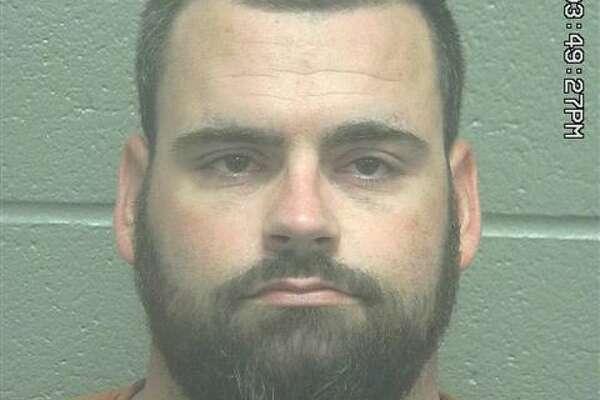 Derek Wayne Johnsonhas been charged with invasive visual recording.