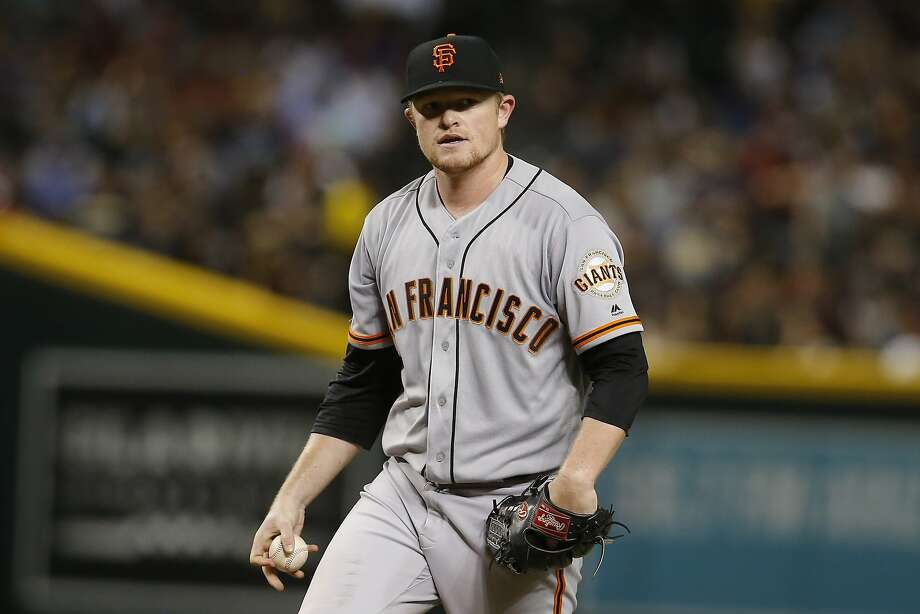 The Bay Bridge Series concludes Sunday at the Coliseum, as rookie Logan Webb takes the mound for the Giants. The game begins at 1 p.m. NBCSBA NBCSCA (680, 860). Photo: Rick Scuteri / Associated Press