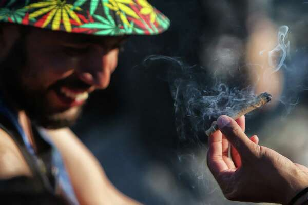 Scenes from the 28th annual Seattle Hempfest at Myrtle Edwards Park, Aug. 18, 2019.