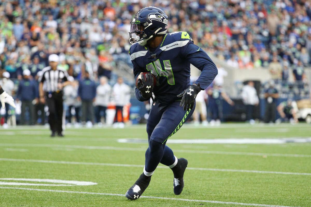 Seahawks rookie receiver D.K. Metcalf will make his NFL regular-season debut on Sunday.