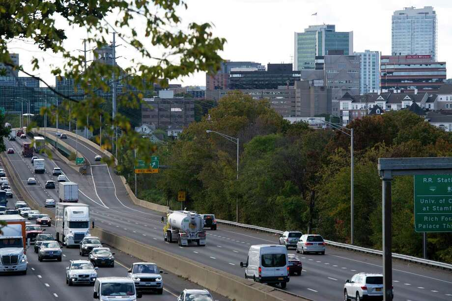 Stamford is a key part of the Connecticut economy. The state dropped 100 jobs in July 2019, according to state Department of Labor data. Photo: Michael Cummo / Hearst Connecticut Media / Stamford Advocate