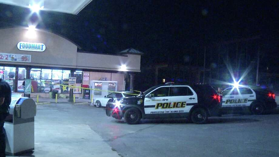 An argument at a local car dealership resulted in a high-speed chase and shooting on the city's Northwest Side, San Antonio police said. Photo: Ken Branca