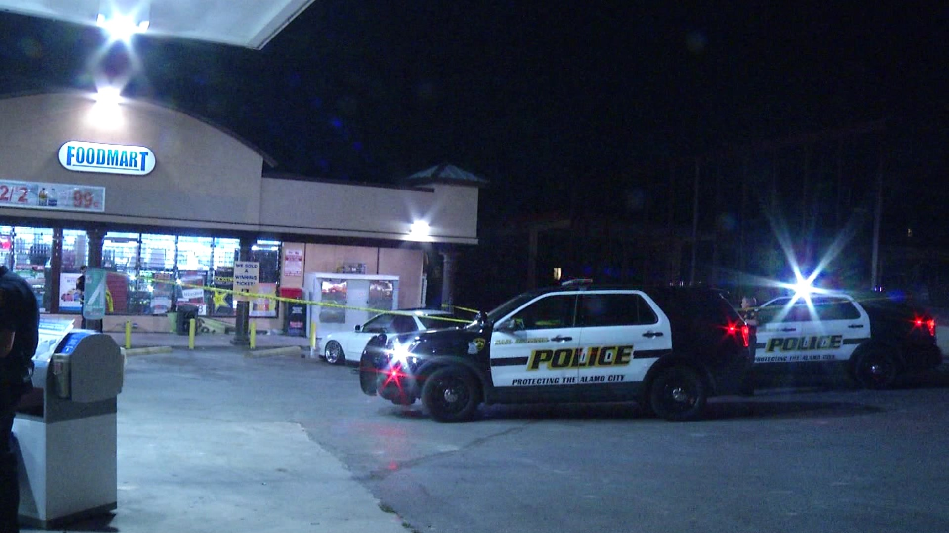 SAPD: Argument between drivers of five vehicles results in high speed chase, shooting