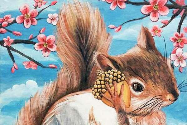 The artwork of Mollie Chounard
