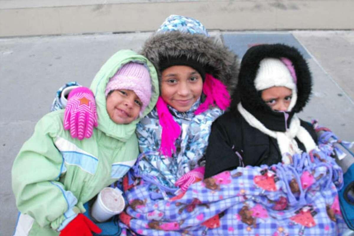 Were you seen at 2008 Nov. 22 Schenectady Gazette Holiday Parade?