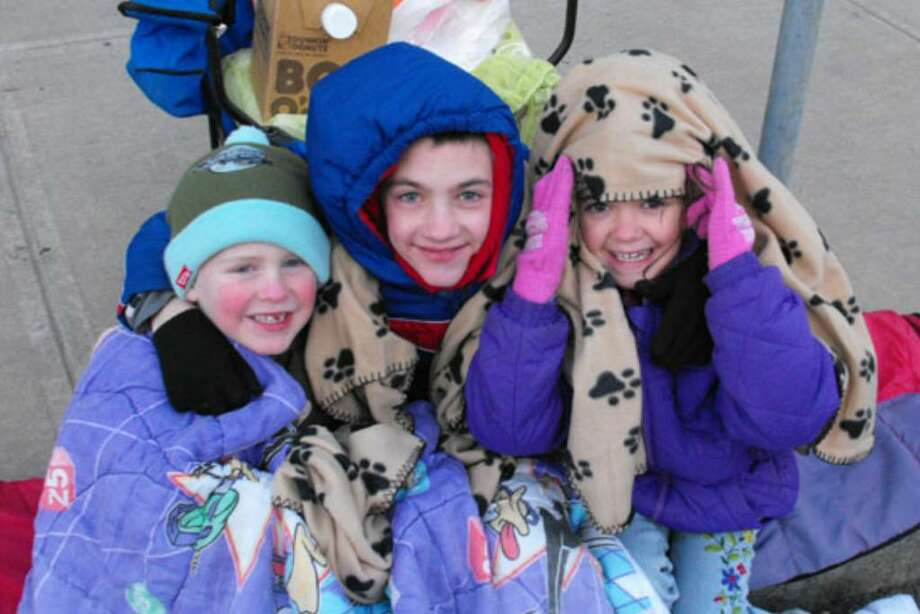 Were you seen at 2008 Nov. 22 Schenectady Gazette Holiday Parade? Photo: Sarah Diodato