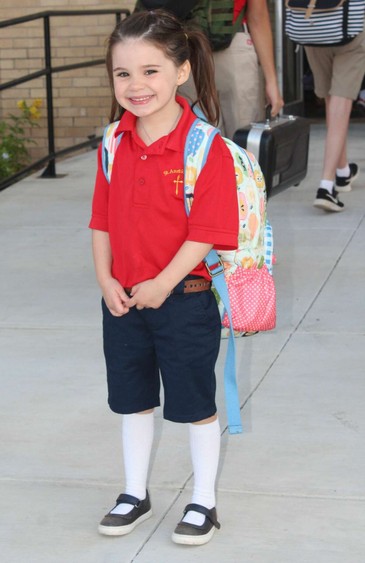 St. Ann's students return for the 2019-2020 school year.