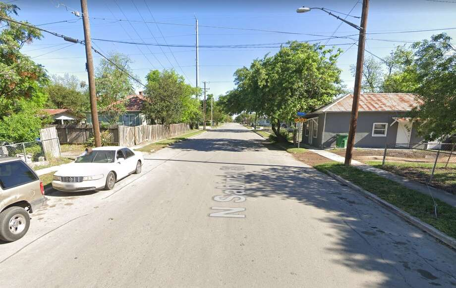 SAPD responded to a call regarding a shooting just before 8 p.m. Saturday in the 110 block of North Sabinas Street, not far from Culebra Road. The incident led to a standoff at a residence in the area. The suspect, however, was not in the home. Photo: Google Maps