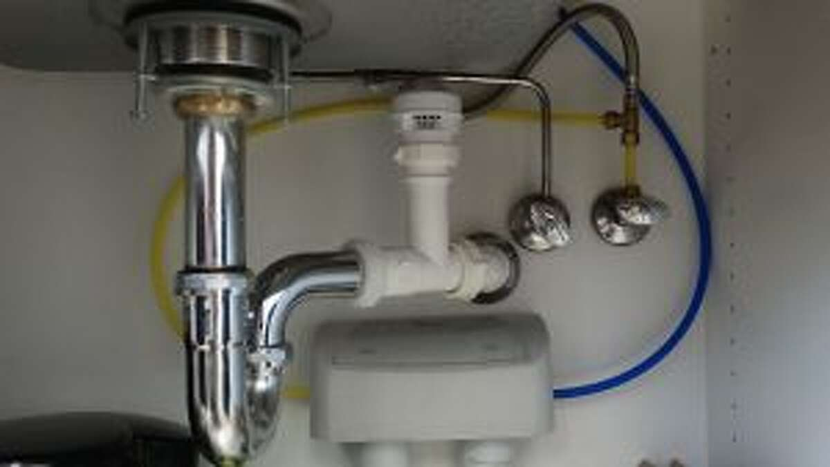 If the pipes do freeze, the American Red Cross suggests applying heat to the affected areas with materials such as towels soaked in hot water or an electric heating pad.