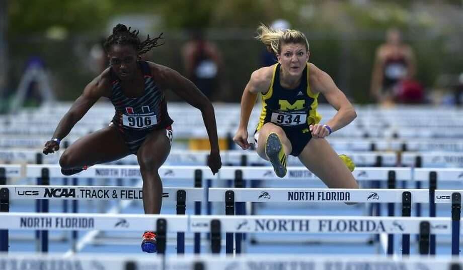 Sami Michell is now running track in California.