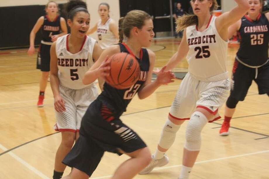 Reed City lost its second game of the season to Central Montcalm.