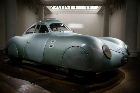 The only  surviving 1939 Porsche Type 64 Berlin-Rome, No. 3, was the personal car of Ferdinand and Ferry Porsche.  The car was offered for sale  by RM Sotheby's in Monterey, California and had been estimated to sell for in excess of $20 million.