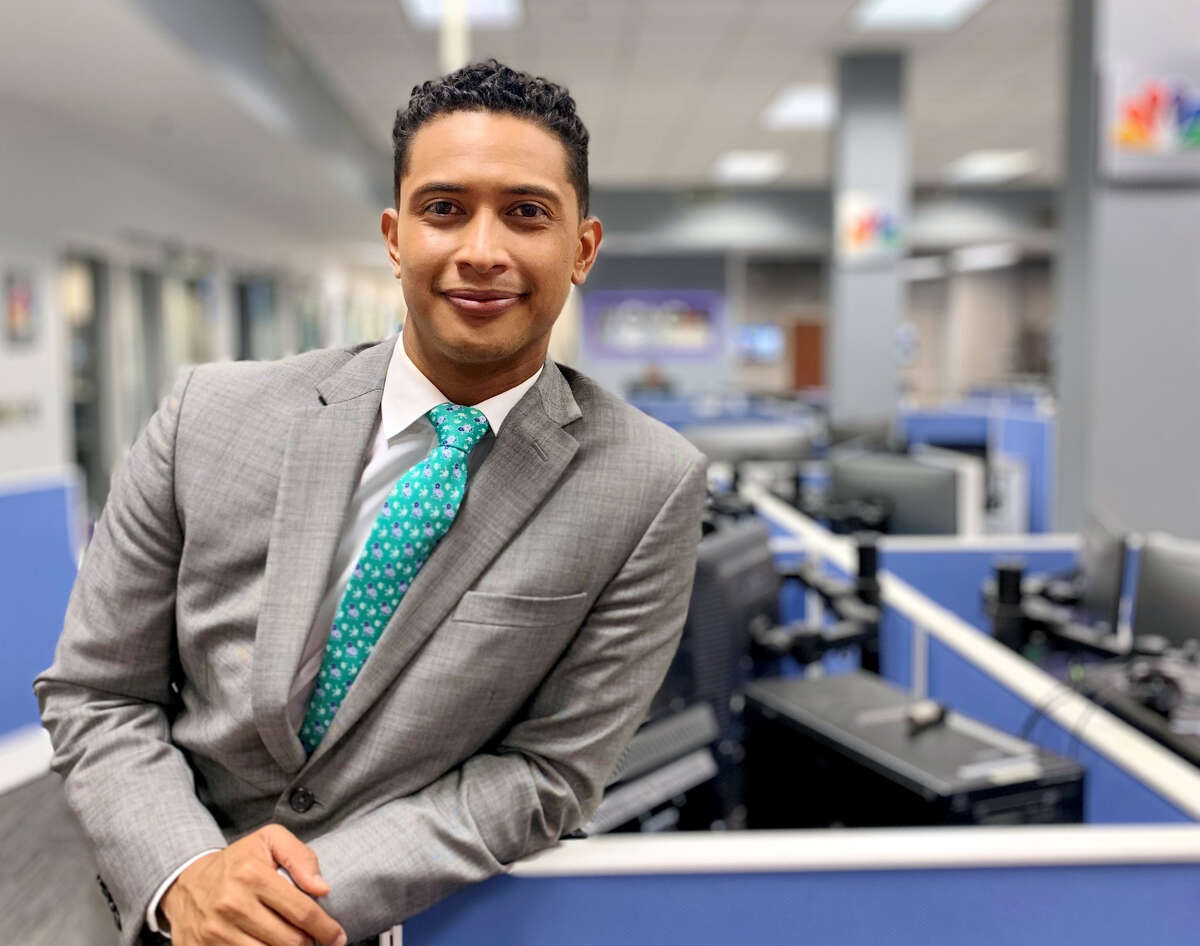 Although his first day on-air has yet to be determined, Walton reports for duty at Channel 11 on September 16.