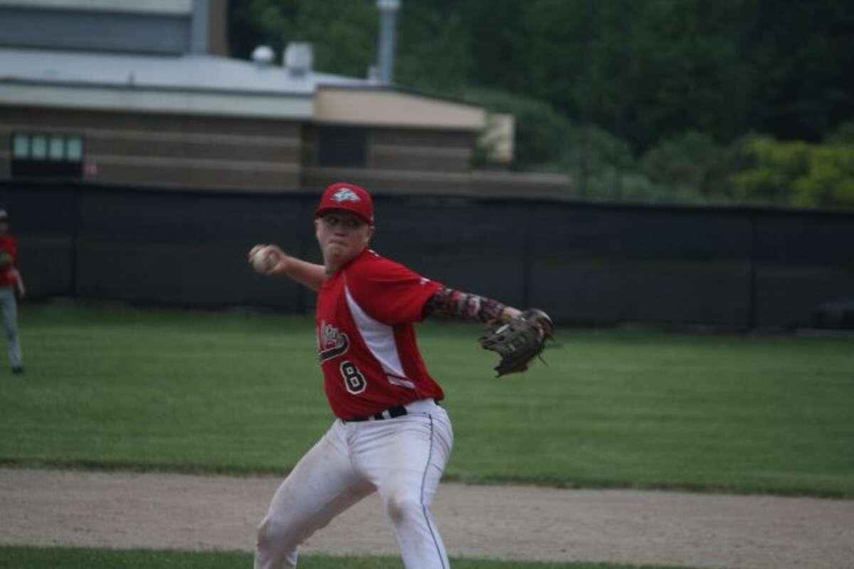 Jeffrey Phenix will see some pitching action tnis season.